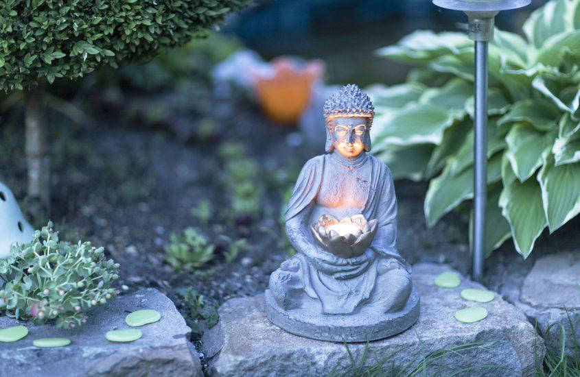 Licht in je tuin