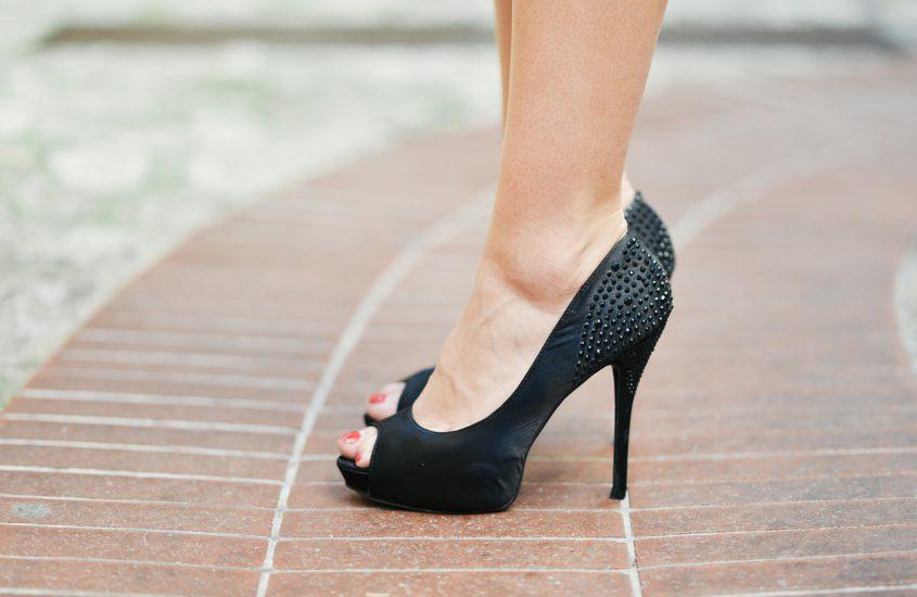 Uitdaging: schoenen kiezen voor mijn vriendin