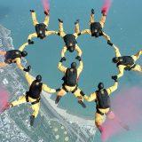 Parachutespringen cadeau geven