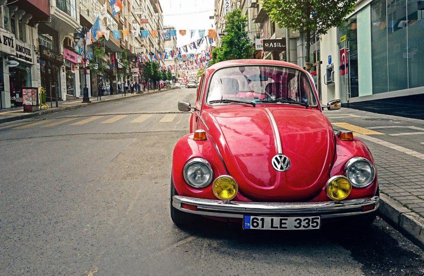 Originele Volkswagen velgen
